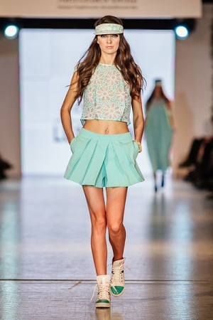 Lesia Semi - Lviv Fashion Week SS 2016