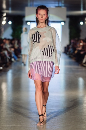 TSU RAN - Lviv Fashion Week SS 2016