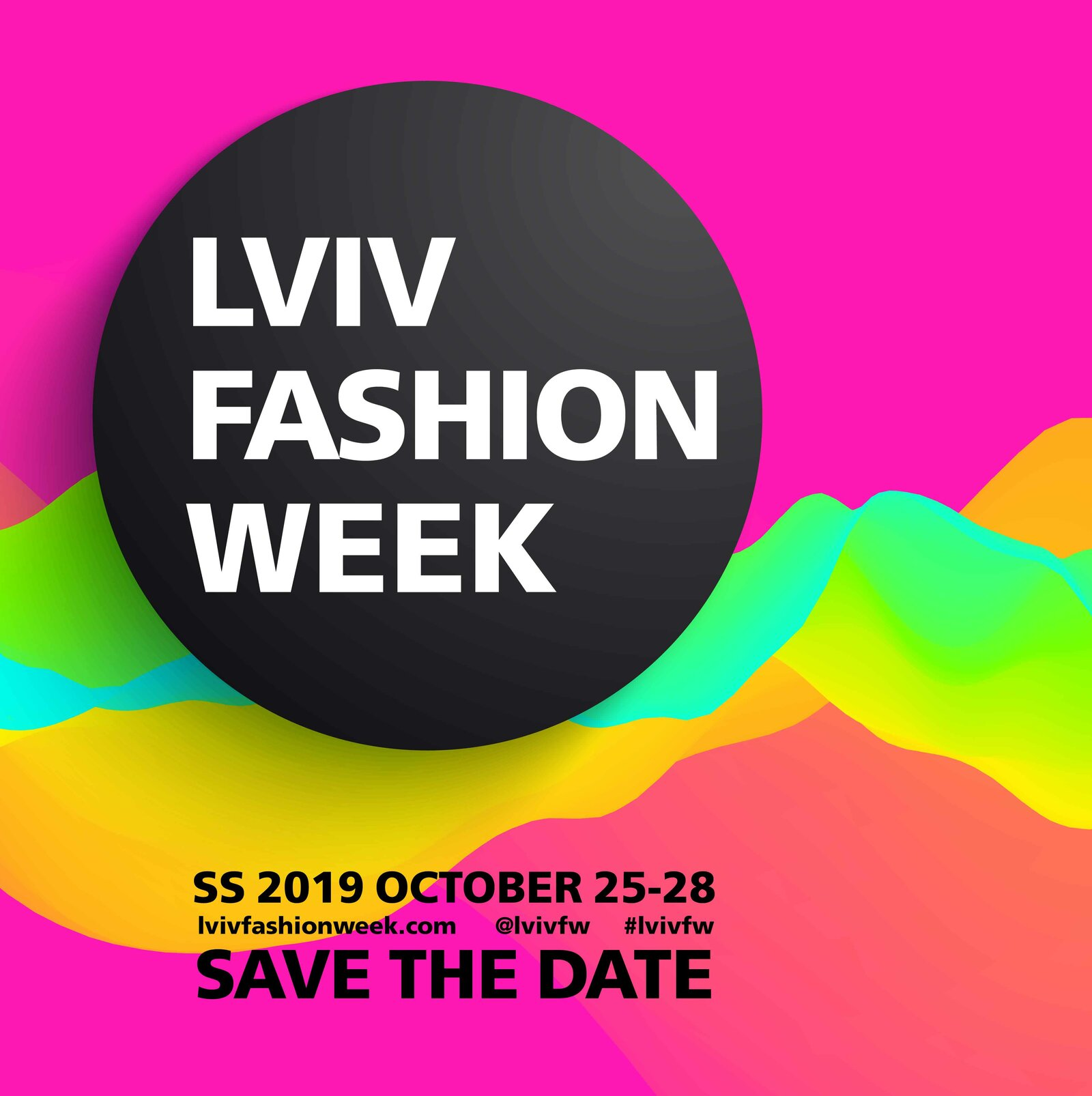 Програма Lviv Fashion Week SS 2019