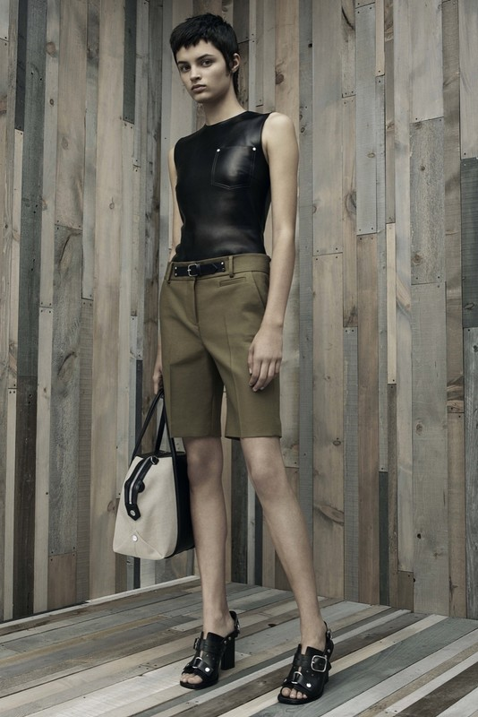 Alexander Wang resort 2016
