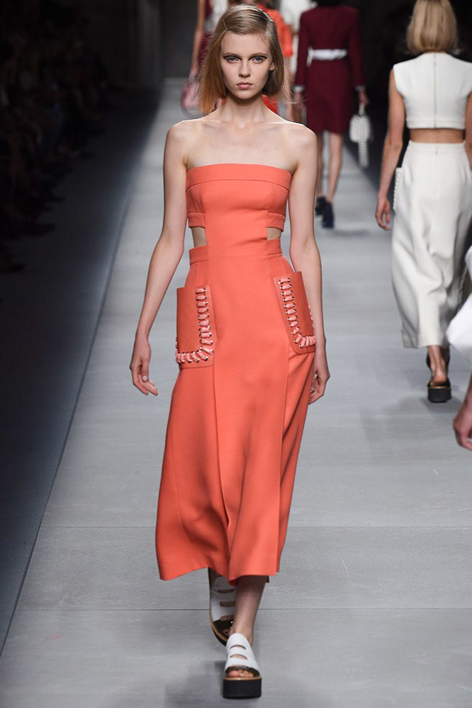 Fendi - Milan Fashion Week Spring-Summer 2016