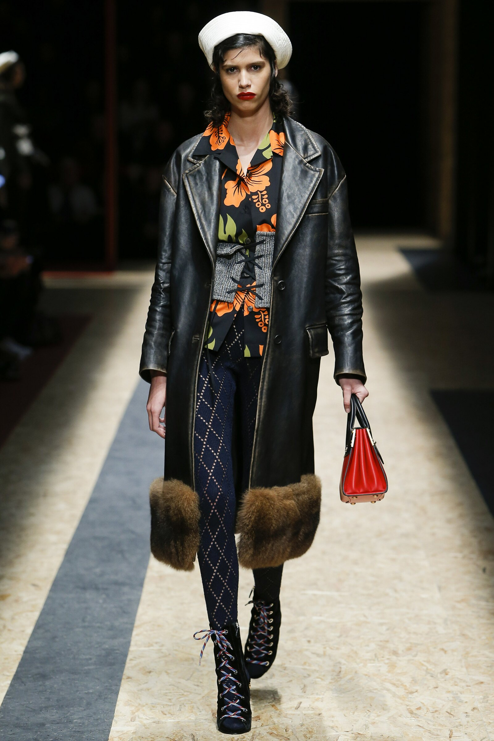Prada - Milan Fashion Week AW 2016