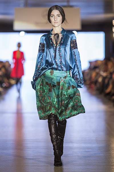 Roksolana Bogutska? - Lviv Fashion Week AW 2016