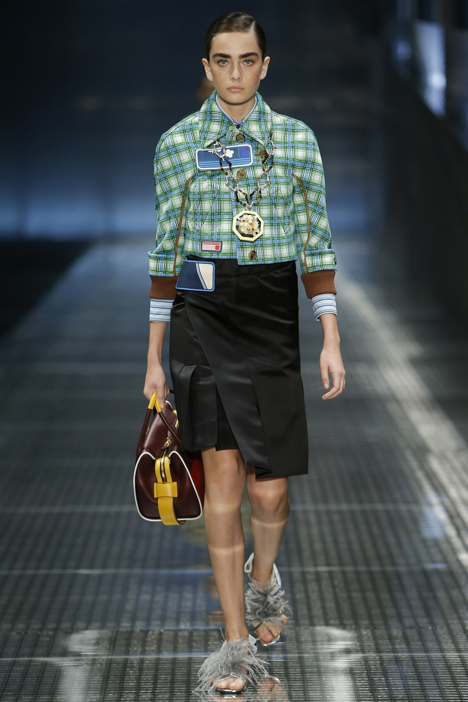 Prada - Milan Fashion Week SS 2017
