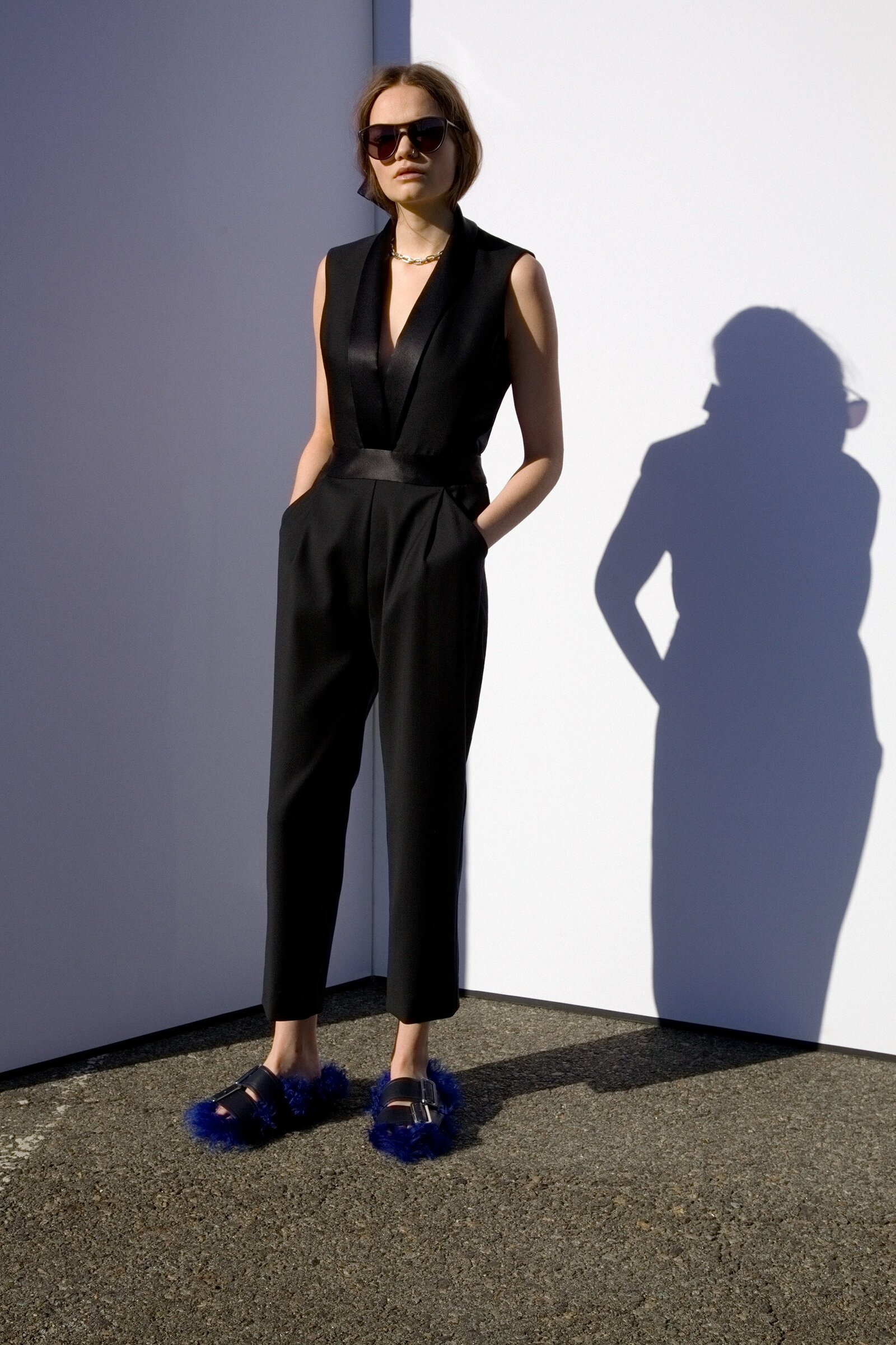 Dion Lee Pre-Fall 2017