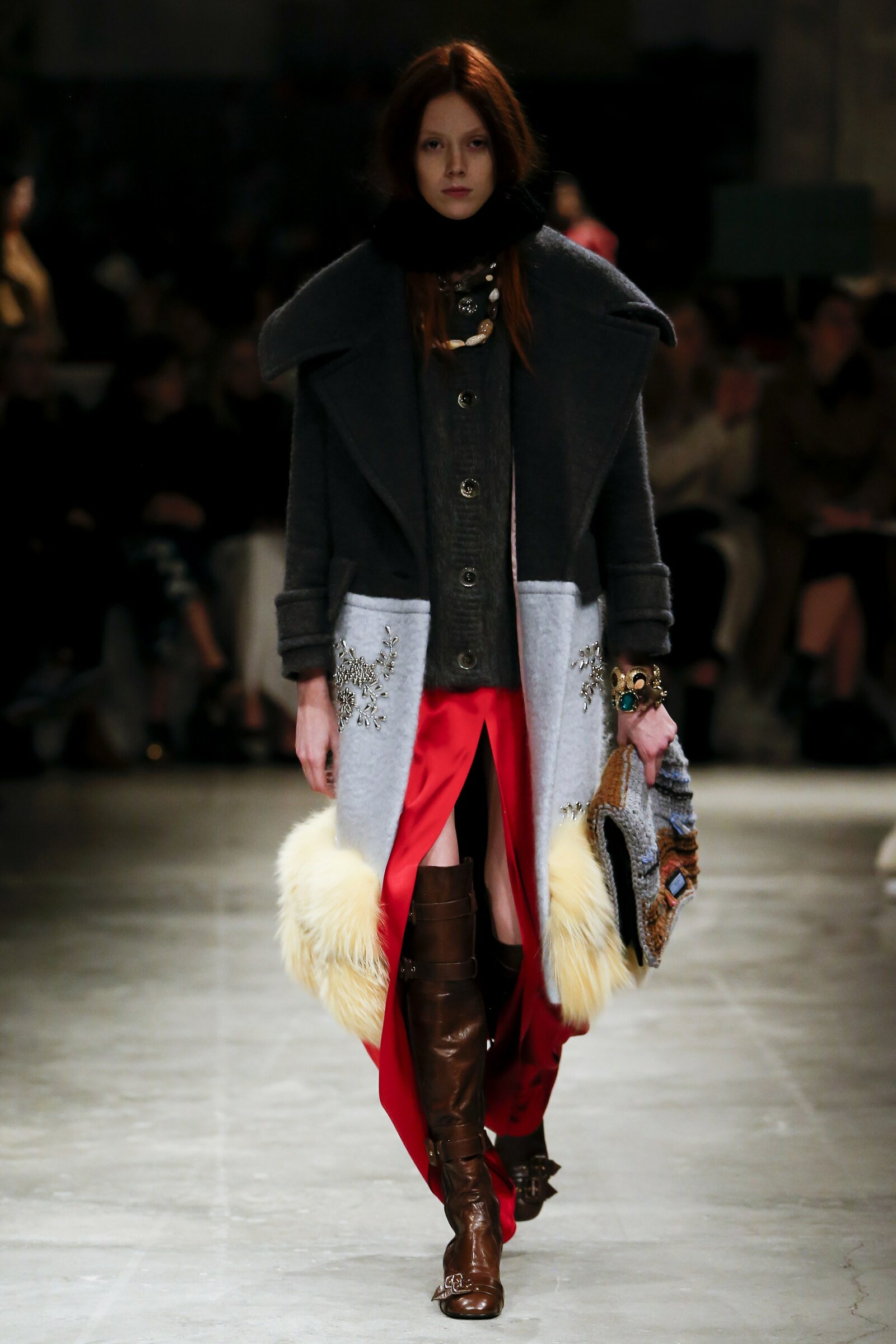 Prada - Milan Fashion Week AW 2017