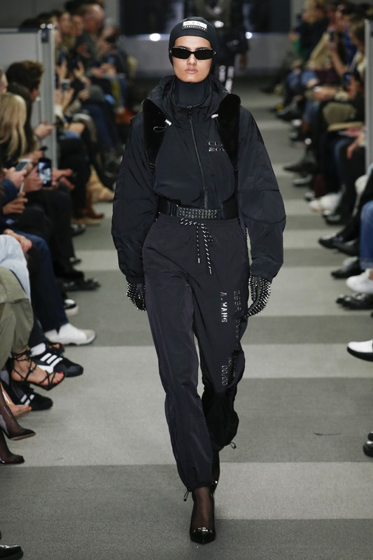 Alexander Wang - New York Fashion Week AW 2018