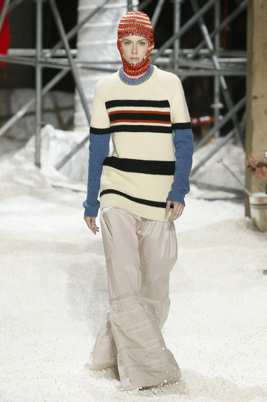 Calvin Klein - New York Fashion Week AW 2018