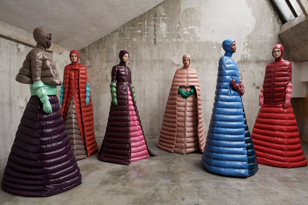 Moncler Genius: Pierpaolo Piccioli - Milan Fashion Week AW 2018