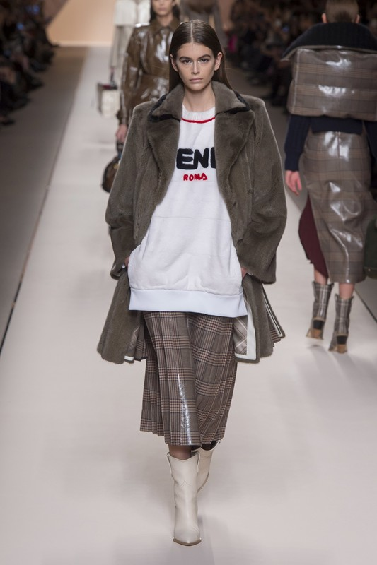 Fendi - Milan Fashion Week AW 2018