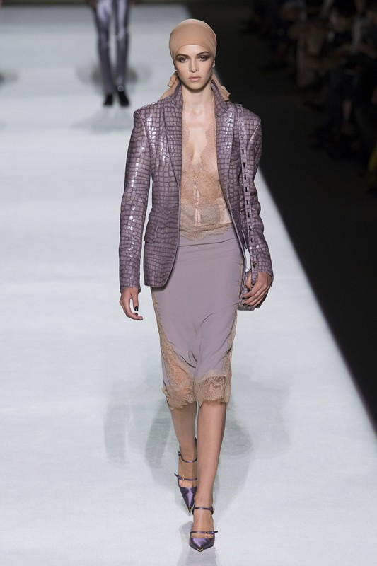 Tom Ford - New York Fashion Week SS 2019