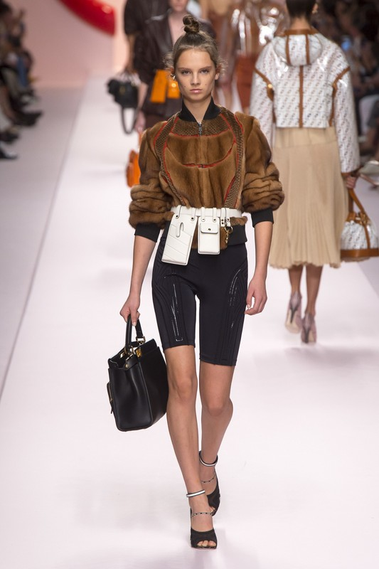 Fendi - Milan Fashion Week SS 2019