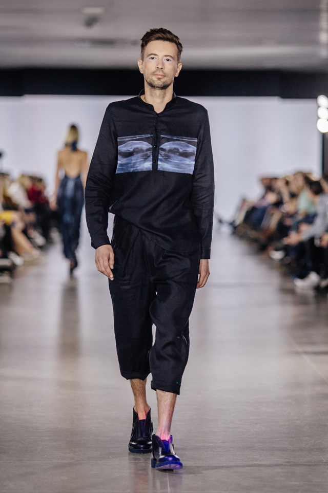 ULTRASOUND by Zherebetska & Kucher SS 2019