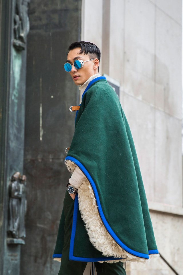 Street Style: Paris Men's Fashion Week AW 2016