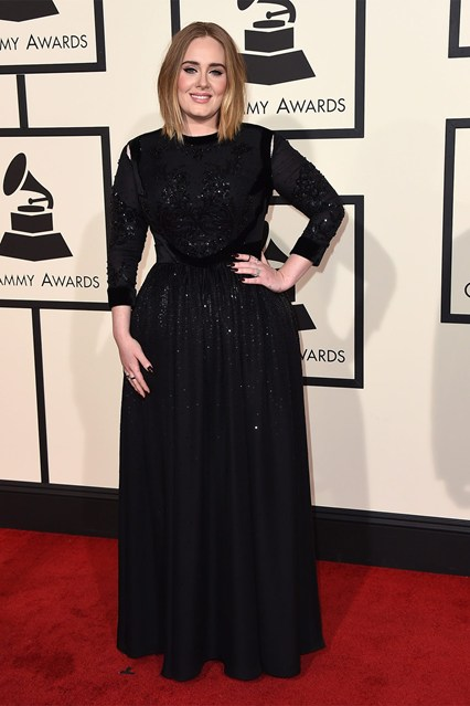 Adele в Givenchy Haute Couture