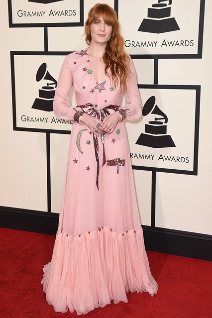 Florence Welch в Gucci