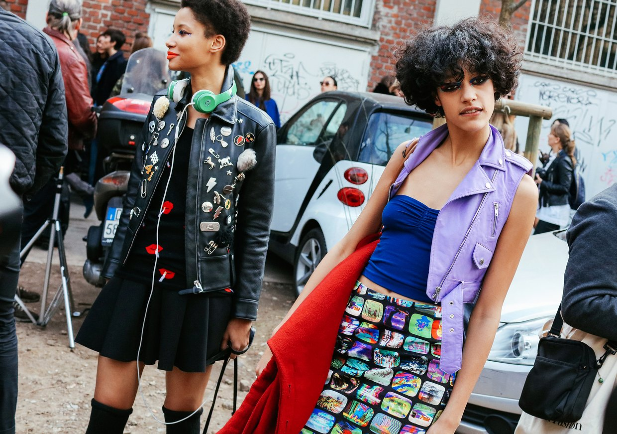 Street Style: Milan Fashion Week AW 2016